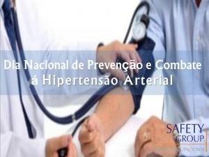 Dia Nacional de Prevenção e Combate á Hipertensão 26.04