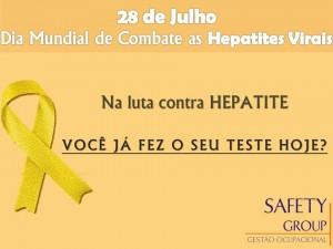 28 de Julho- hepatite